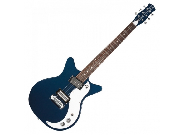 Guitarras formato Double Cut Danelectro 59X Dark Blue