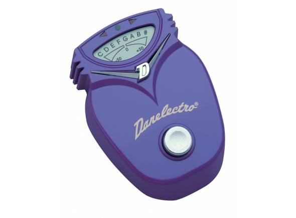 Afinador/Afinadores de pedal Danelectro Afinador Cromático DJ-25