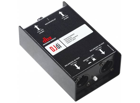 Di Box/DI-Boxes DBX DJDI