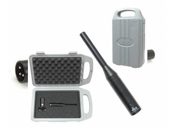 Microfone de Medição/Microfones especiais DBX RTA-M