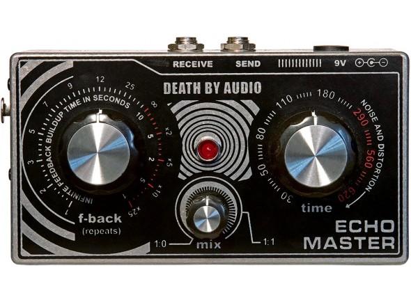 Pedal de Efeito Echo/Delays / Echos Death by Audio ECHO MASTER