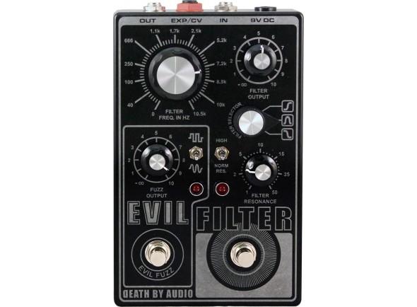 Pedal de Efeitos /Outros efeitos para guitarra elétrica Death by Audio EVIL FILTER