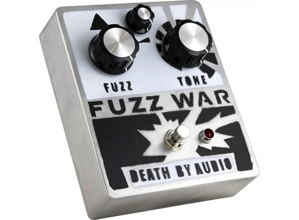 Pedal de Efeito Fuzz/Outros efeitos para guitarra elétrica Death by Audio FUZZ WAR