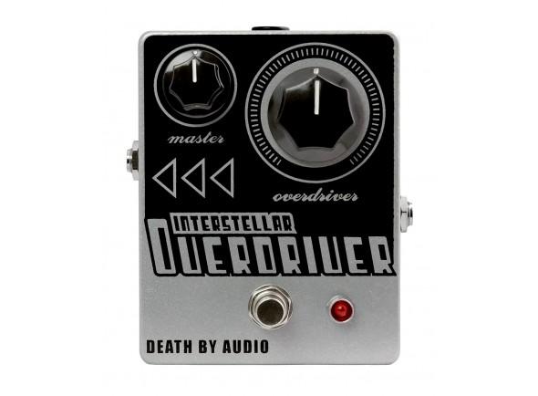 Pedal de Efeito Overdrive/Outros efeitos para guitarra elétrica Death by Audio INTERSTELLAR OVERDRIVER