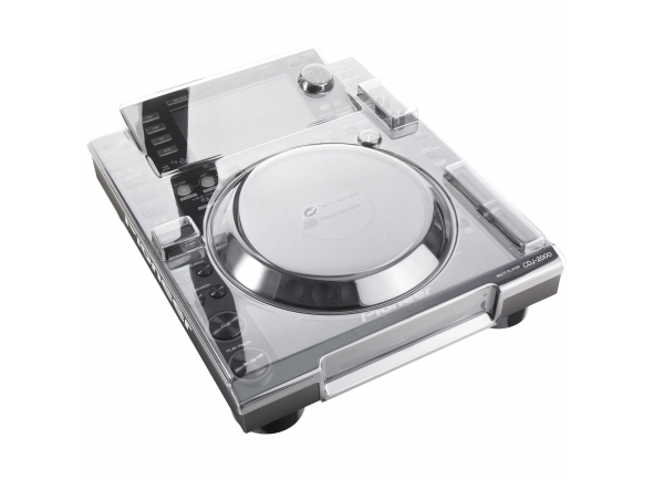 Pioneer DJ CDJ Outros acessórios Decksaver Pioneer CDJ-2000 Nexus