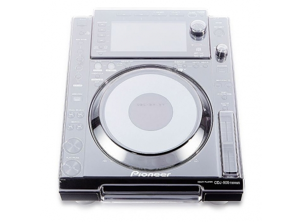 Pioneer DJ CDJ Outros acessórios Decksaver Pioneer CDJ-900 Nexus