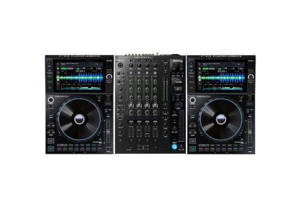 Clubmixer Denon DJ  SC6000 X1850 Prime Bundle