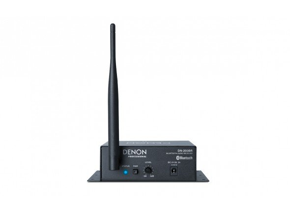 Transmissão de audio sem fio  Denon DN-200BR