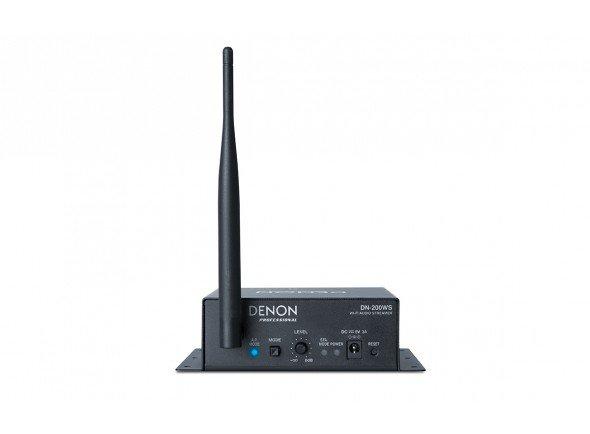 Transmissão de audio sem fio /Transmissão de audio sem fio  Denon DN-200WS