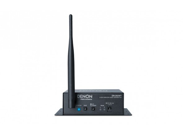 Microfone sem fio/Transmissão de audio sem fio  Denon DN-202WR