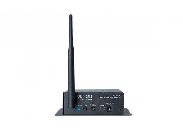 Transmissão de audio sem fio /Transmissão de audio sem fio  Denon DN-202WT