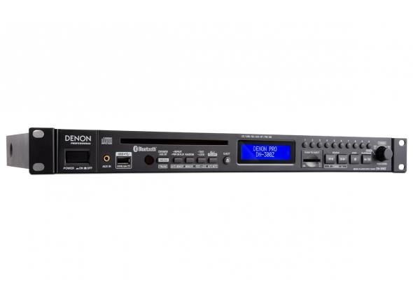 Leitor de CD simples/Leitor de CD simples Denon DN-300Z MK II