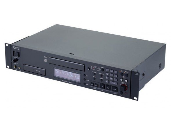 Leitor de CD simples/Leitor de CD simples Denon DN-500 C