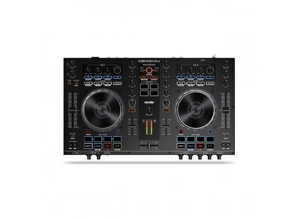 Controladores DJ Denon MCX4000X
