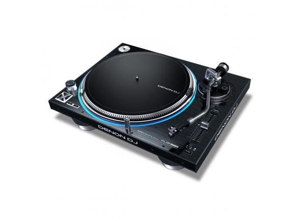Gira-discos profissionais de Dj Denon DJ VL12 Prime