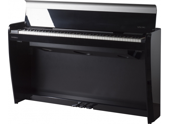 Pianos Digitais de Móvel Dexibell Vivo Home H-7 BKP