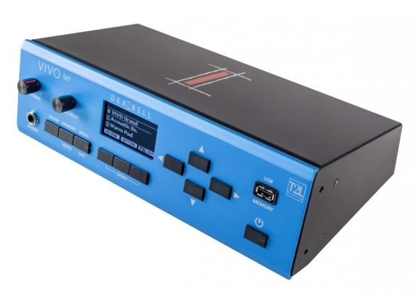 Sintetizadores e Samplers Dexibell VIVO SX-7
