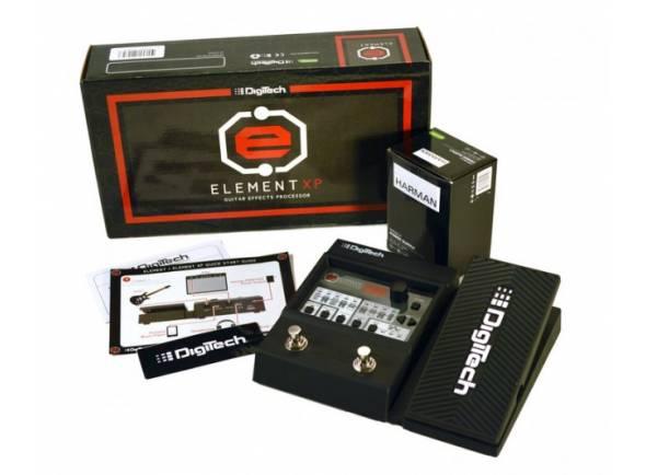 Pedaleiras para guitarra elétrica Digitech Element XP