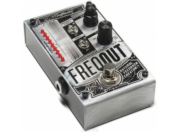Outros efeitos para guitarra elétrica Digitech FreqOut