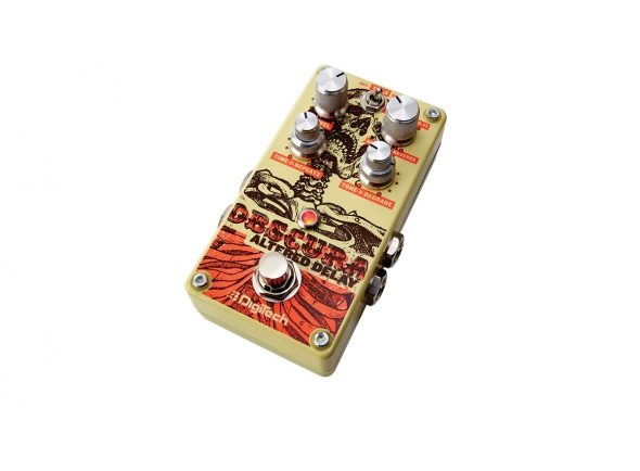 Delays / Echos Digitech Obscura altered Delay Pedal