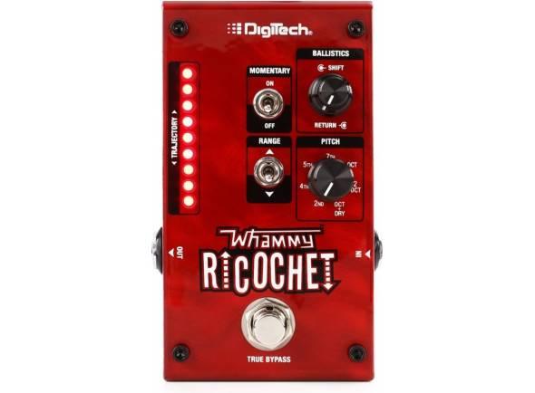 Outros efeitos para guitarra elétrica Digitech Pitch Shifter Whammy Ricochet