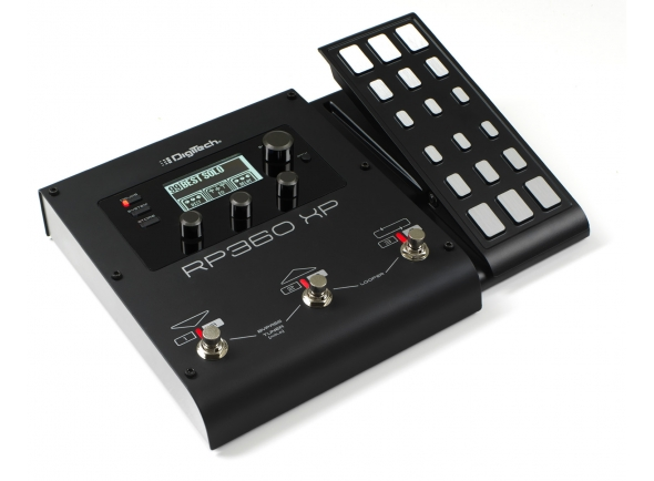 Pedaleiras para guitarra elétrica Digitech RP 360 XP