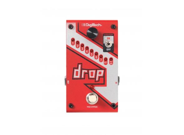 Outros efeitos para guitarra elétrica Digitech The Drop