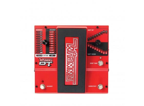Dispositivo de Efeitos/Outros efeitos para guitarra elétrica Digitech Whammy DT