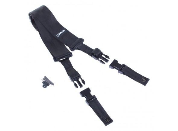 Correia de nylon DiMarzio Clip Lock Strap DD2200