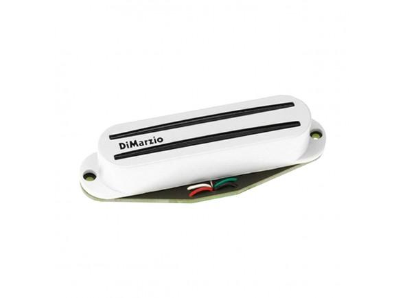 Captadores para guitarra elétrica DiMarzio DP 218 Super Distortion S WH