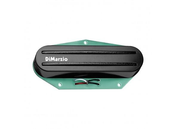 Pickups single coil DiMarzio DP389 Tone Zone T BK