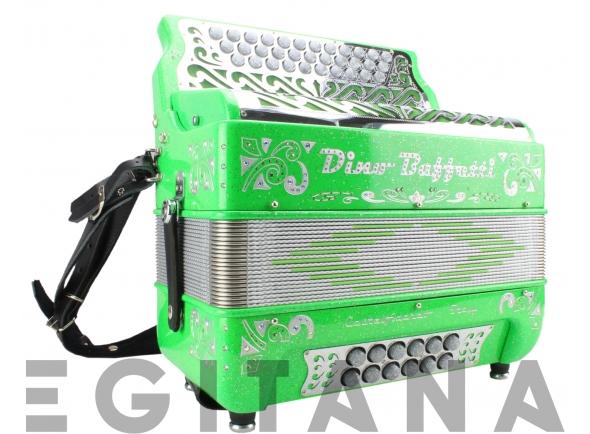 Concertina Dino Baffetti Supertuga Verde