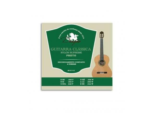Conjunto de cordas para guitarra clássica/Jogos de cordas para guitarra clássica Dragão Nylon Supreme