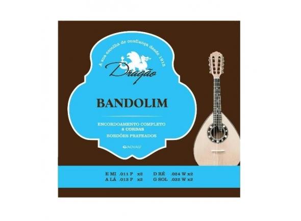 Jogos de cordas para bandolim Dragão Bandolim/Mandolin Strings