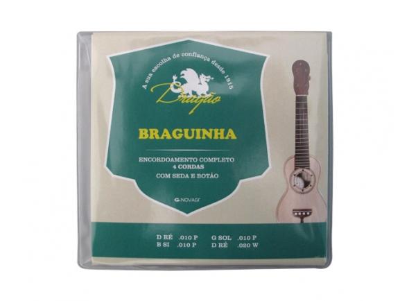 Jogos de cordas para Guitarra Portuguesa Dragão Braguinha