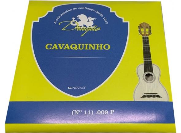 Cordas individuais para Cavaquinho Dragão CORDA CAVAQUINHO (Nº 11) .009