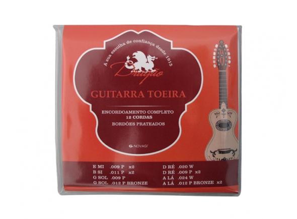 Cordas Instrumentos Internacionais Dragão Guitarra Toeira Strings