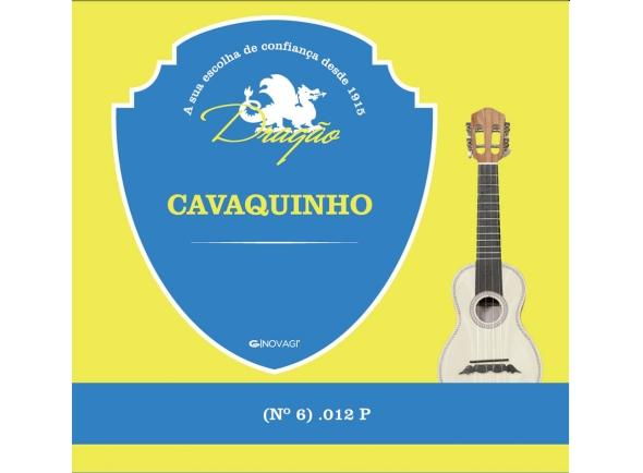Cordas individuais para Cavaquinho Dragão (Nº 6) .012