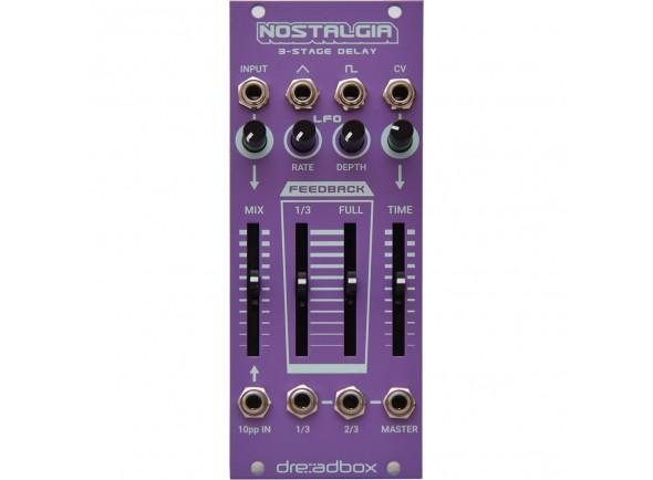 Sintetizadores modulares /Sintetizadores Dreadbox Nostalgia