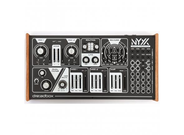 Módulos de som Dreadbox Nyx V2