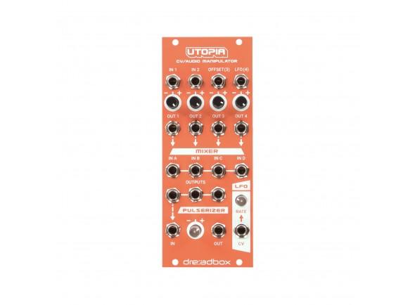 Sintetizadores modulares /Sintetizadores Dreadbox Utopia