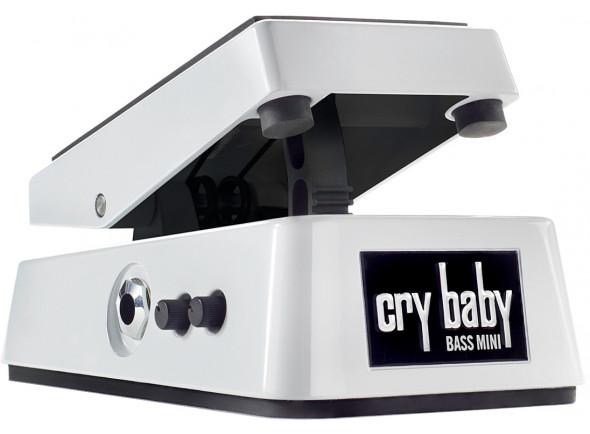 Wah Wah Dunlop  CBM105Q Cry Baby Mini Bass Wah