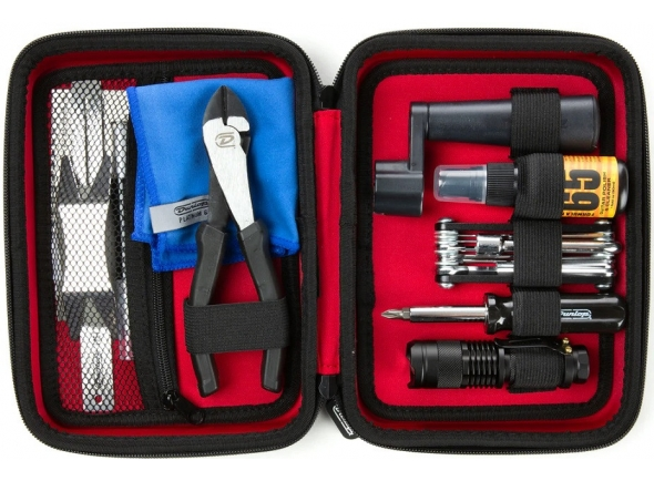 Ferramentas Dunlop DGT102 Complete Guitar Setup Kit