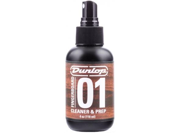 Produtos de limpeza para guitarra Dunlop  FORMULA 65 FINGERBOARD 01 CLEANER & PREP