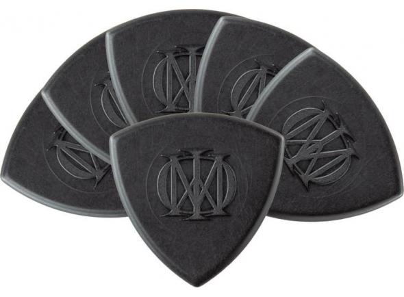 Palhetas para guitarra Dunlop John Petrucci Trinity Pick 6 Pack
