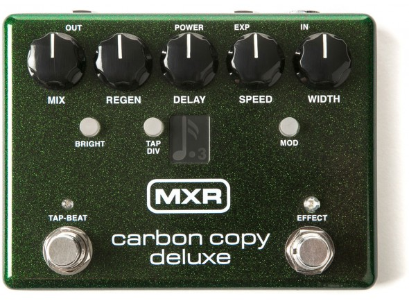 Delays / Echos Dunlop MXR M 292 Carbon Copy Deluxe