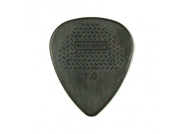 Palhetas para guitarra Dunlop Nylon Max Grip 1,00