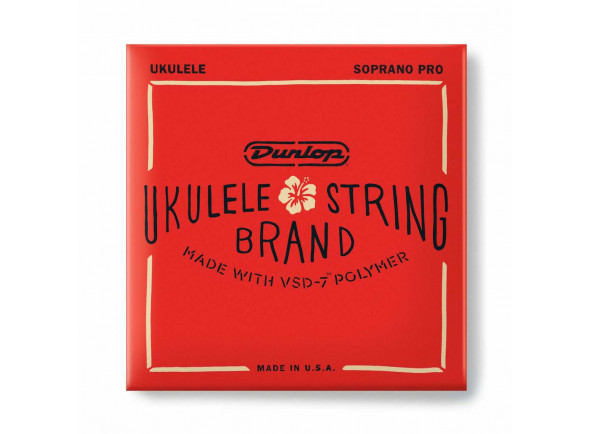 Cordas para ukulele Dunlop  SOPRANO PRO STRINGS