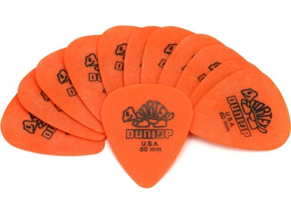 Palhetas para guitarra Dunlop Tortex Standard 0,60