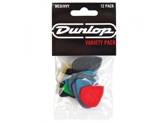 Palhetas para guitarra Dunlop Variety Pack PVP102